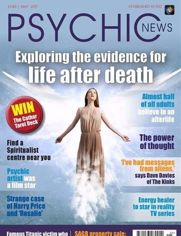 Psychic News May 2017