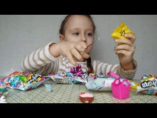 ШОПКИНС СЕЗОН 4 Лопаем шарики с сюрпризами  Shopkins 4 season Видео для детей Melissa Tv