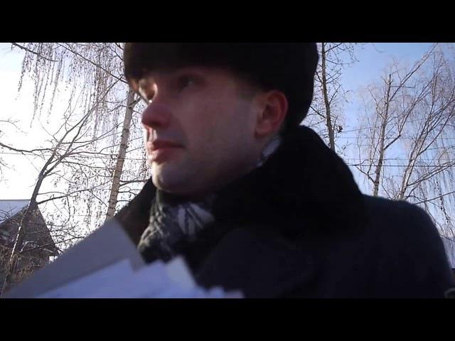 ПОБРИЛ ПРИСТАВА Юрист Антон Долгих не позволил приставам забрать автомобиль и отправил их восвояси