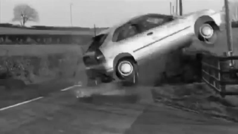 Социальный ролик про аварии