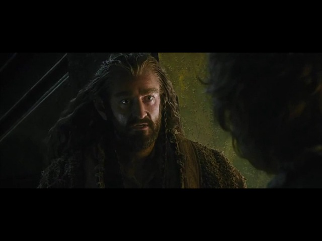 Thorin Loves Bilbo