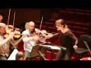 Алондра де ла Парра Репетиции с оркестром Парижа