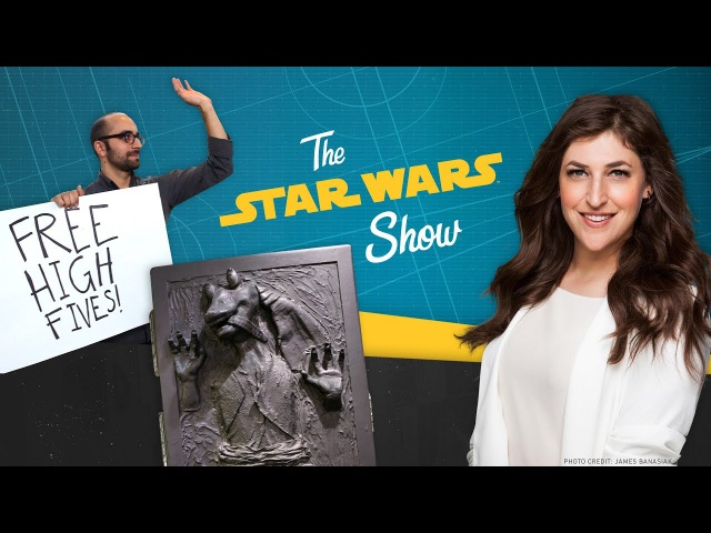 Big Bang Theory's Mayim Bialik the Coolest Stuff at Lucasfilm and a New Star Wars Game Revealed