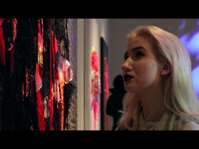 Современное искусство Таня Ахметгалиева репортаж с выставки