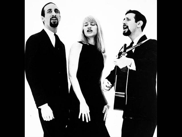 Peter Paul and Mary Don't think twice it's alright