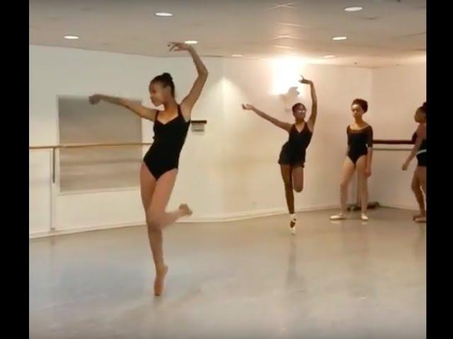 Ed Sheeran - Shape Of You - Hiplet Ballerinas (HiphopBallet)