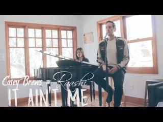 It Ain't Me (Kygo/Selena Gomez) vocal/piano cover - Casey Breves and Raashi Kulkarni