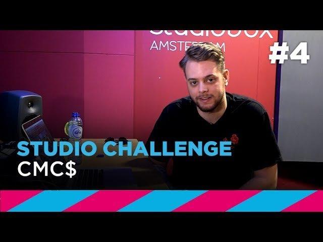 Studio Challenge 4 CMC$ creates track in 1 hour | SLAM!
