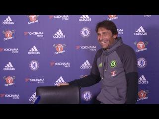 Antonio Conte Full Pre-Match Press Conference - Chelsea v Southampton