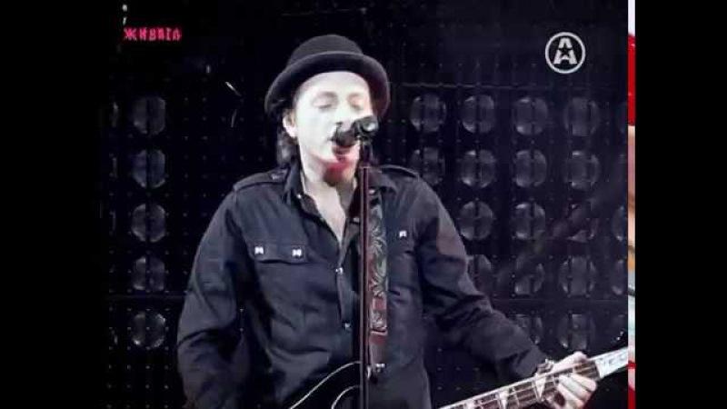 Агата Кристи - Концерт Эпилог в программе Живага