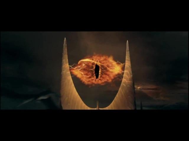 LOTR Barad Dûr The Dark Tower