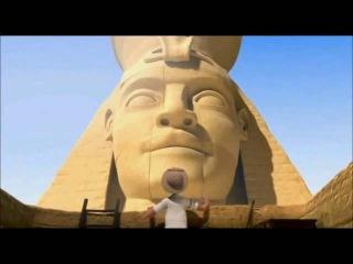 ЛУЧШИЕ мультфильмы от Pixar.  ЕГИПЕТСКИЕ ПИРАМИДЫ и ПУЛЬТ. мультик  Короткометражки
