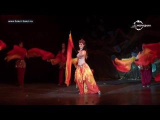"""Танец Огня. Театр восточного танца """"Аль-Джана"""""""