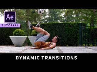 Create Dynamic Transition in After Effects - Complete After Effects Tutorial