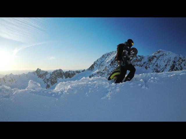 GoPro Snow: The Fourth Phase with Travis Rice Ep. 1 ALASKA: Seek Destroy