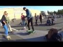 Трюки на баланс борде TREEKIX - Balance board tricks with TREEKIX - 2
