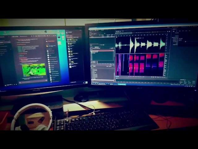 MVLOG Знакомлюсь с Adobe Audition и опять музыка