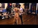 BSOE 2011 Juan Villafane Sharon Davis Lindy Hop