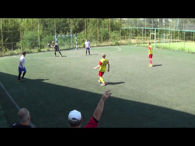 Aquasferra - МФК Харцызск 1:2 HIGHLIGHT   НМФЛ Донецк, Золотая группа, 5 тур