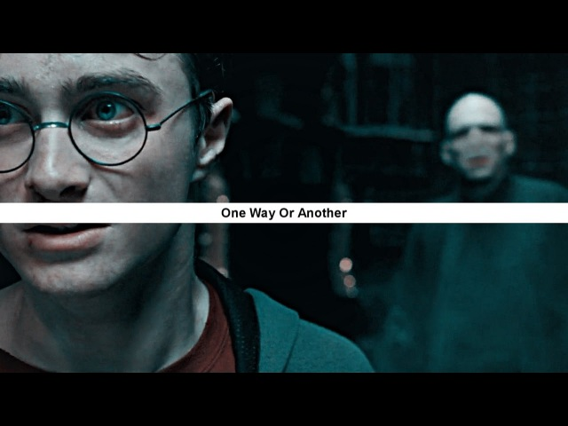 Harry Potter Tom Riddle | One Way Or Another