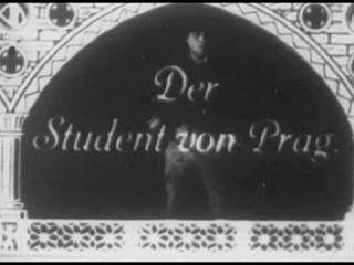 Der Student von Prag/The student of Prag (1913, Stellan Rye and Paul Wegener) German/English