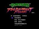 Teenage Mutant Ninja Turtles Tournament Fighters NES Прохождение TMNT Денди Dendy Walkthrough