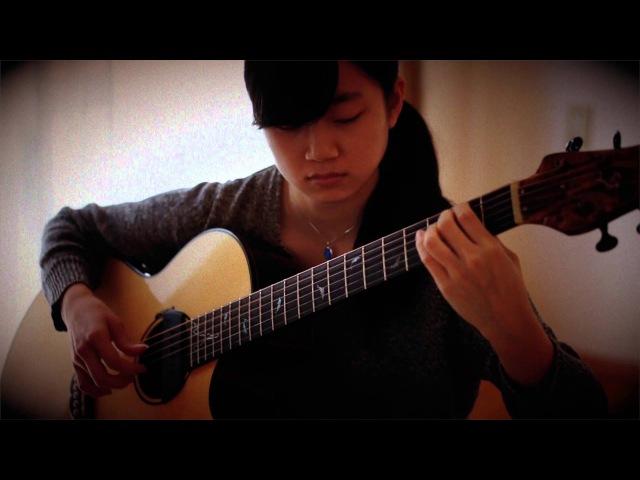 駅 Eki Station 竹内まりや Mariya Takeuchi guitar arranged by Kanaho