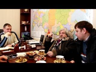 """Сюжет съемки фильма """"Уральский Болид Надежда"""""""