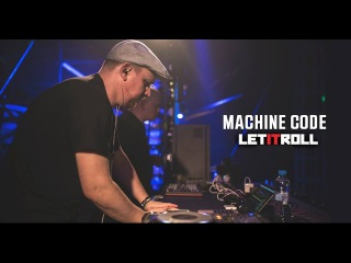 MACHINE CODE / Madhouse stage - Let It Roll 2016