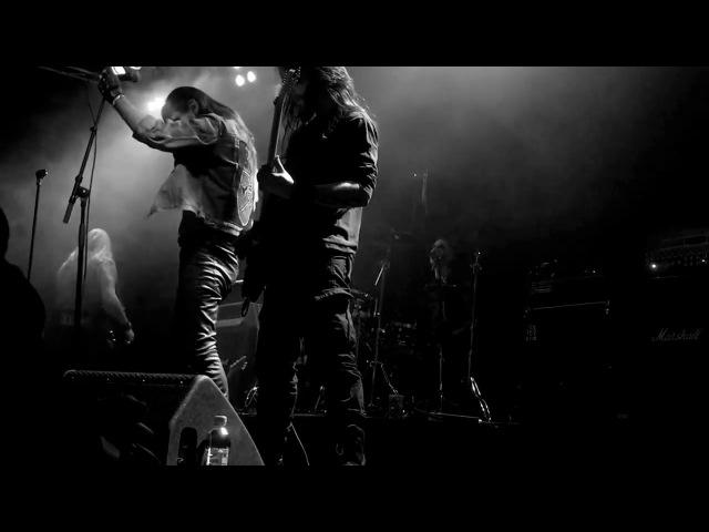 Taake Nattestid part I Live at Vulkan Oslo Norway 03 03 2017