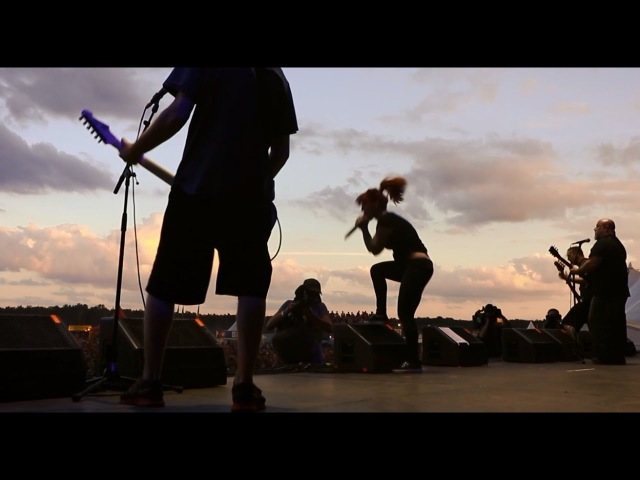 WALLS OF JERICHO Forever Militant Official Video Napalm Records