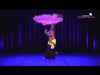 Tahira (Poland) - Miss of Creativity, ISBF 2015, Netherlands 2890