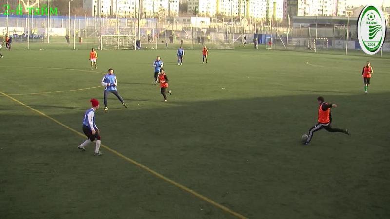 FC KVADRO - Лозовая - Панютино_обзор