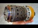 Реактивный двигатель King Tech K-80 Turbine - самый полный Обзор ТРД