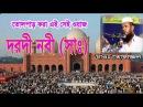 Bangla waz by Tofazzal Hossain Dorodi nobi S waz bangla
