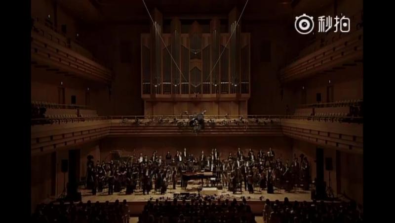 GACKT Weibo 06 12 2017 Tokyo Philharmonic Symphony Orchestra 2 Karei naru kurashikku no tabe 2015 06 GHOST