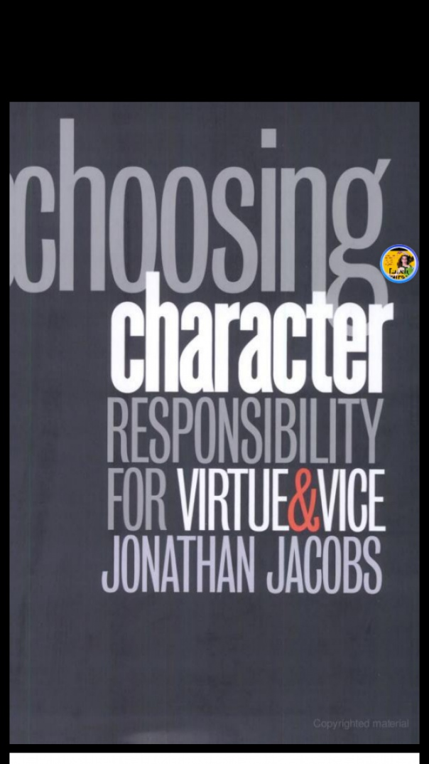 Choosing Character Responsibility