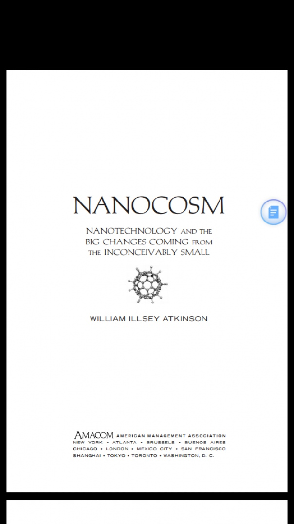 wwa Nanocosm Nanotechnology