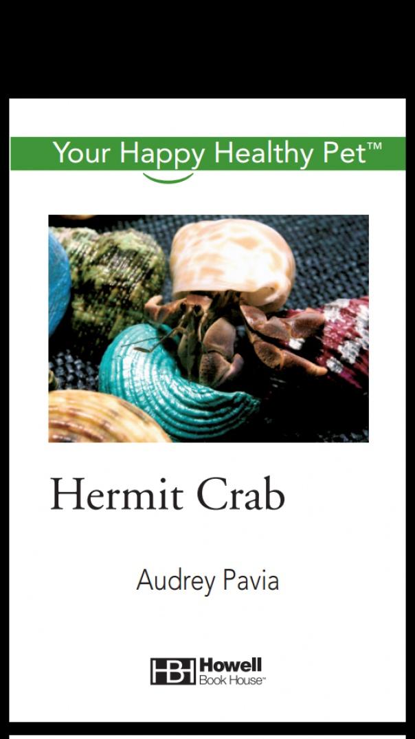 Hermit Crab Your Happy Healthy Pet