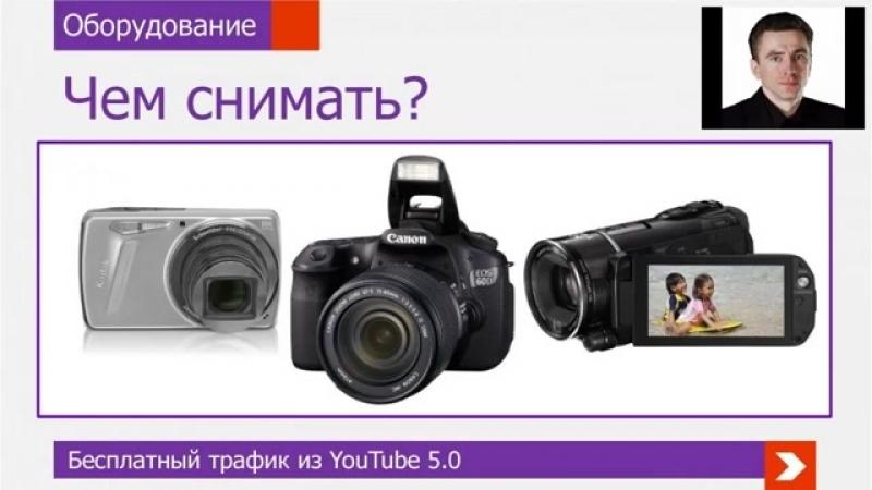 (5) Бесплатный Трафик из Ютуб 5.0 с СергееПанферовым 1 ч