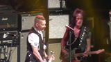 Hollywood Vampires People Who Died Johnny Depp on lead vocals