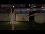 Как я учила танцевать моего Японского друга Акиоши)