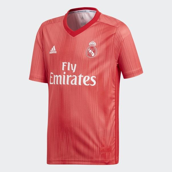 Третья игровая футболка Реал Мадрид