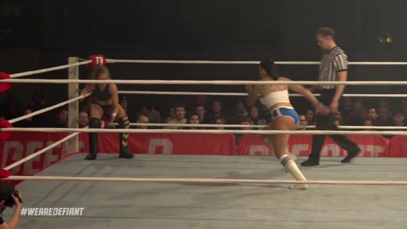 New Women's Champ Millie McKenzie Takes On Lana Austin (Defiant Wrestling 10)