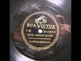 ROYAL GARDEN BLUES Jazz by Duke Ellington 1947