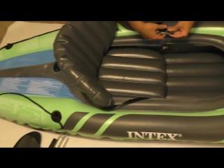 Intex Challenger K1 Kayak_ Portable  Affordable