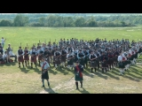 Scotland the Brave ('12 Aalborg Highland Games Massed Bands)