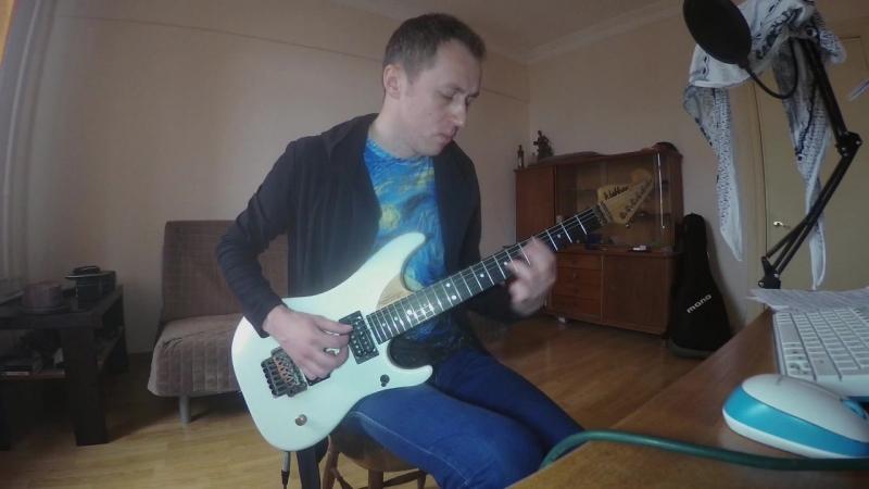 Стыцамэн (guitar cover)