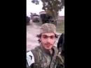 """Боевики """"Хайат Тахрир аш-Шам""""*(запрещено в России) позируют на фоне турецких бронеавтомобилей Otokar Cobra и BMC Kirpi в провинц"""