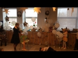 Fat Cat on a Mat | A play by 6 year olds | Preschoolers  | Usborne
